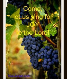 Scriptures of Praise ~ Let Praise Fill Your Emptiness