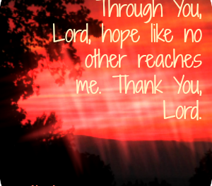 Scriptures of Thanksgiving ~ Thanksgiving That Swaddles Me