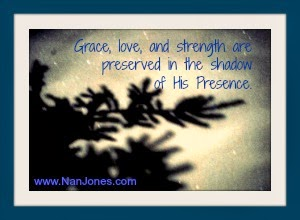 Scriptures of Encouragement ~ Preserved in the Shadows