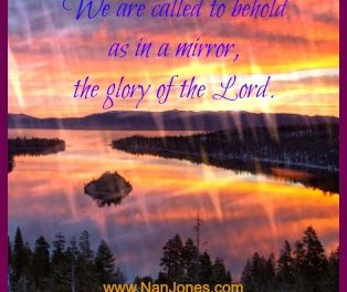 Scriptures of Encourgement ~ Am I That Mirror?