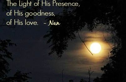 Finding God's Presence ~ Mercy, Goodness, and All Things Darkness