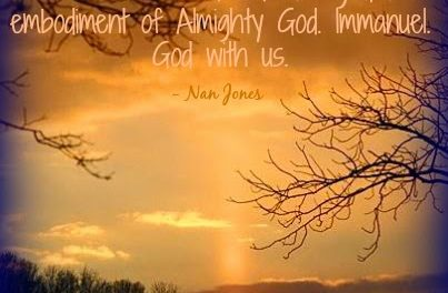 Finding God's Presence ~ Out of The Cold Struggle of Darkness
