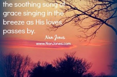 Finding God's Presence ~ The Soothing Song of Grace