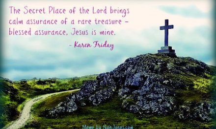 Finding God's Presence ~ When Life Doesn't Make Sense