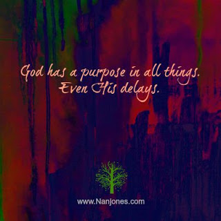 Finding God's Presence ~ When God Says Wait