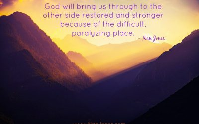 Why Would God Bring Our Soul to a Place of Captivity?