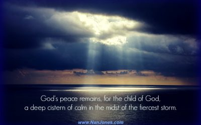 How To Find God's Perfect Peace