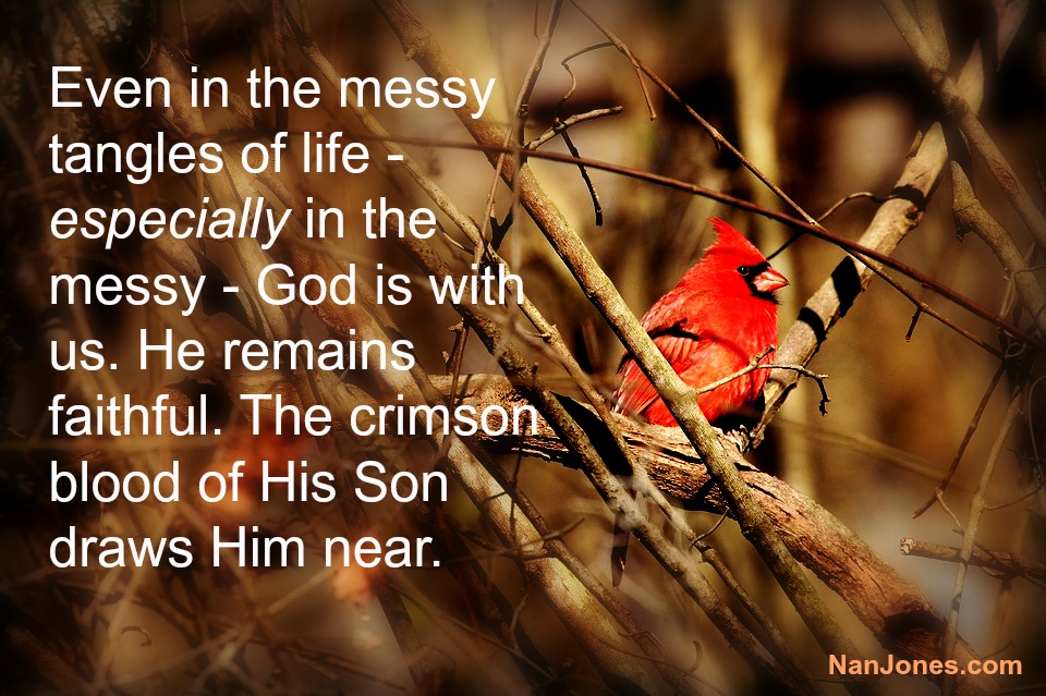 Where is God When Life is Messy?