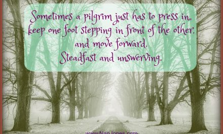 Finding God's Presence ~ When Grace Falls Like Rain and Smacks You in The Face