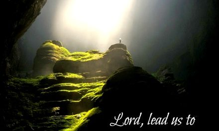 Finding God's Presence ~ A Prayer When God's Promises Are Needed
