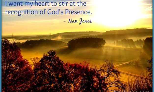 Finding God's Presence ~ When the Child of God Feels Trapped in The Enemy's Clutch