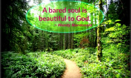 Faith Notes: Wendy Macdonald. Where is God When Infertility Wants to Defeat You?