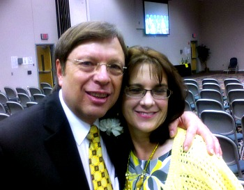 Mandy and Michael Farmer