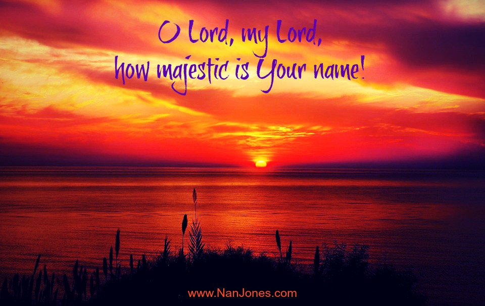 Finding God's Presence ~ A Prayer to Call on the Name of the Lord