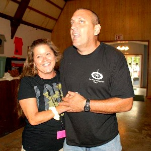 Lori and John Cunningham, Founders/Directors of Central Arkansas Youth Camp