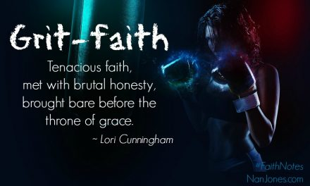 Faith Notes ~ Lori Cunningham: Where Was God During My Violent Abuse?
