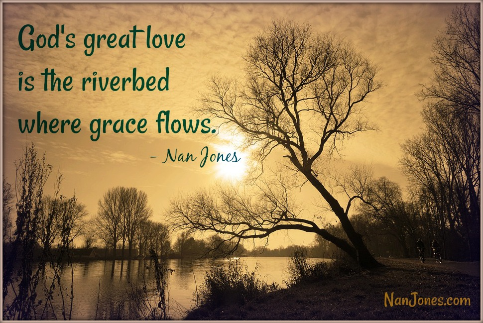 Amazing grace, how sweet the sound!
