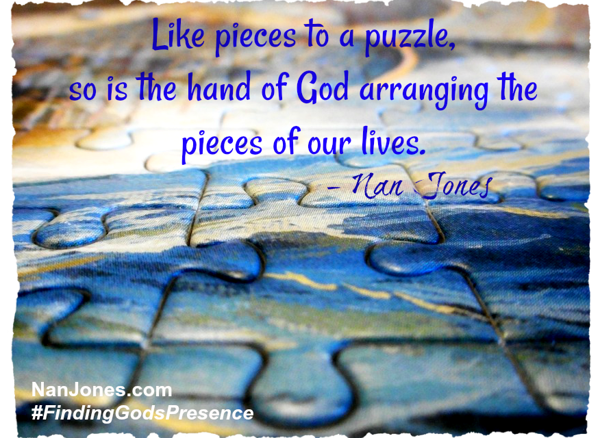 Finding God's Presence ~ Is God Still Sovereign, Even in the Ugly?