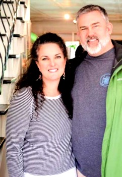 Kristi and Cliff Carden