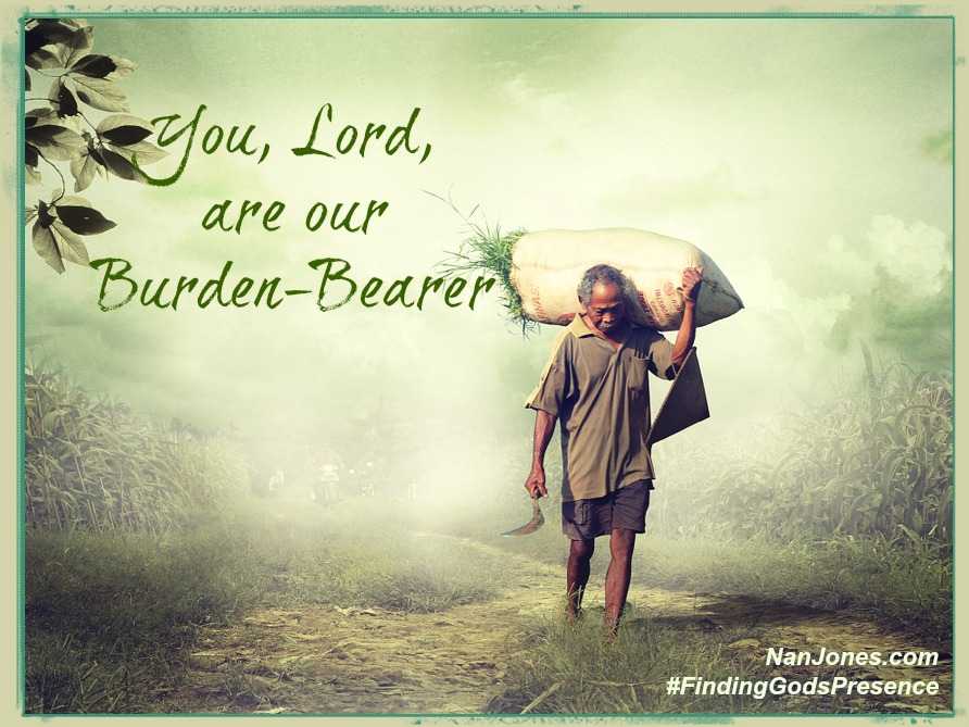 Jesus ... our Burden-Bearer