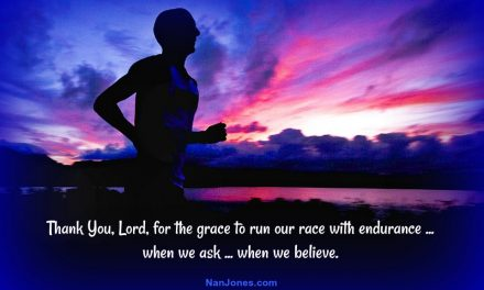 A Prayer When You Need Endurance
