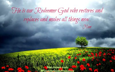 A Prayer When You Need Your Redeemer God