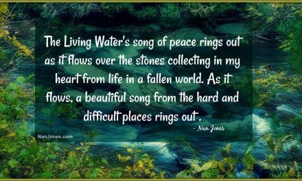 Finding God's Presence ~ The Soulful Melody of a Babbling Brook