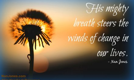 Finding God's Presence ~ All We Are is Dust in The Wind. Really?