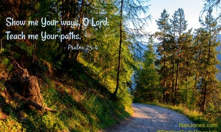 Finding God's Presence ~ What Does Your Path to God Look Like?