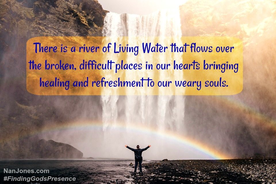 A Prayer When Heart Debris Clogs and Living Water Can't Flow