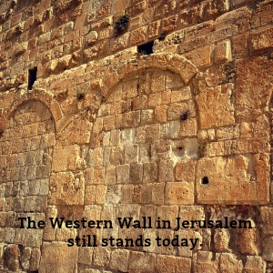 The wall Nehemiah rebuilt to protect God's people against the enemy's attacks.