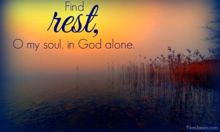 A Prayer for the Quest of Solitude