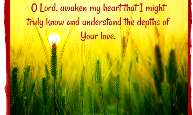 A Prayer When You Need to Hear Songs of Deliverance
