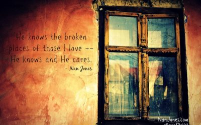 When Crushing Burdens Meet the Hem of His Garment