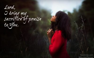A Prayer to Release Praise in the Midst of Suffering