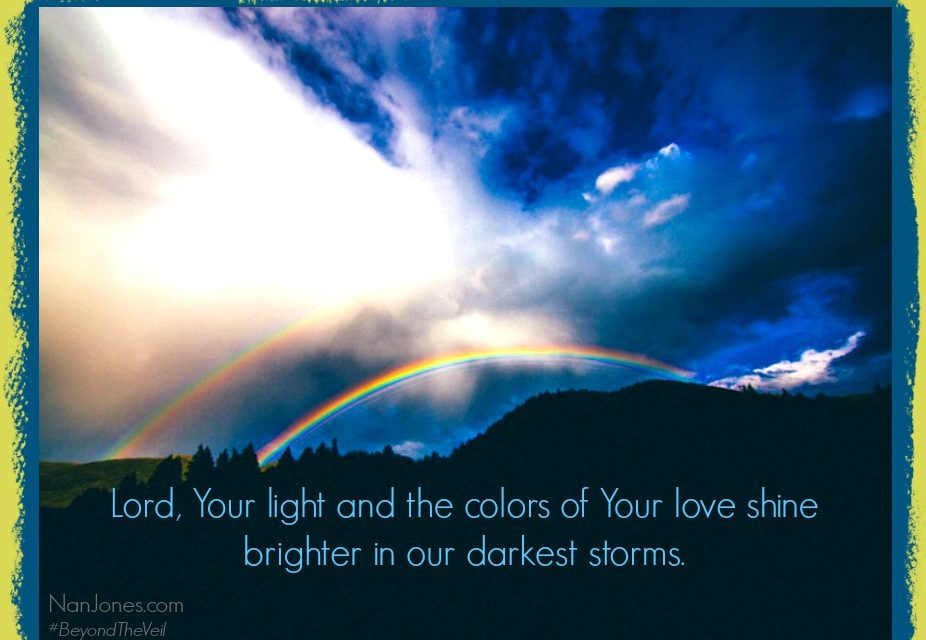 A Prayer When You're Searching For a Rainbow in Your Clouds