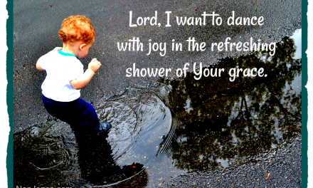 A Prayer When You Need God's Grace Right This Minute