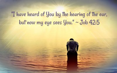 When Anguish of the Heart Leads Us Straight to Jesus