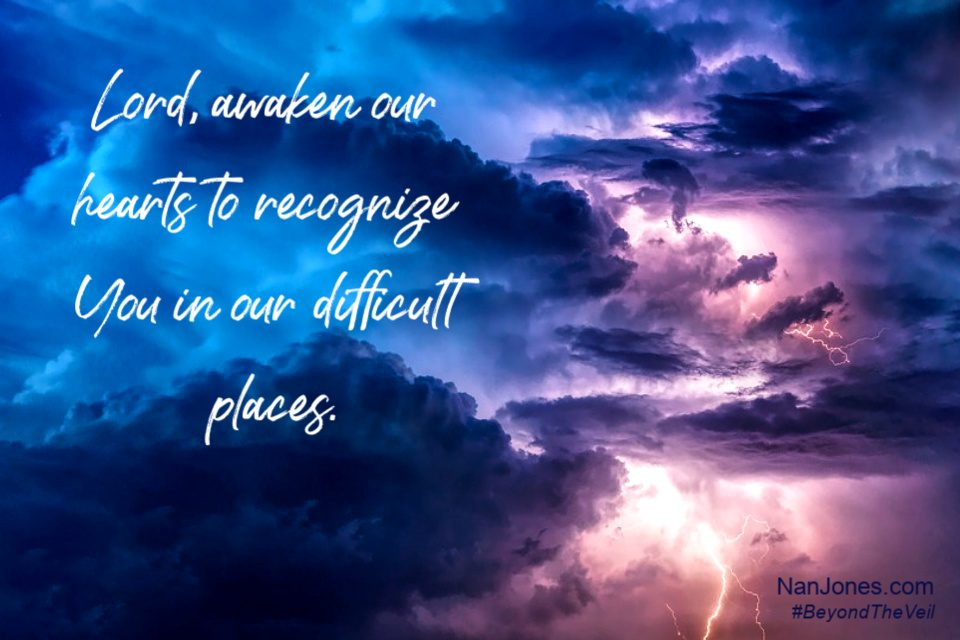 A Prayer When God is Shrouded by a Cloud and Can't be Seen