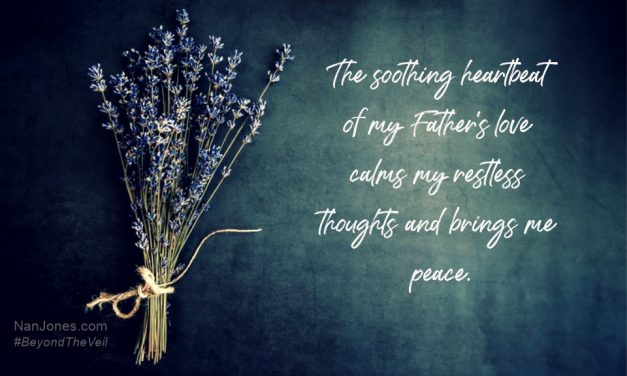 A Prayer to be Held in The Father's Arms