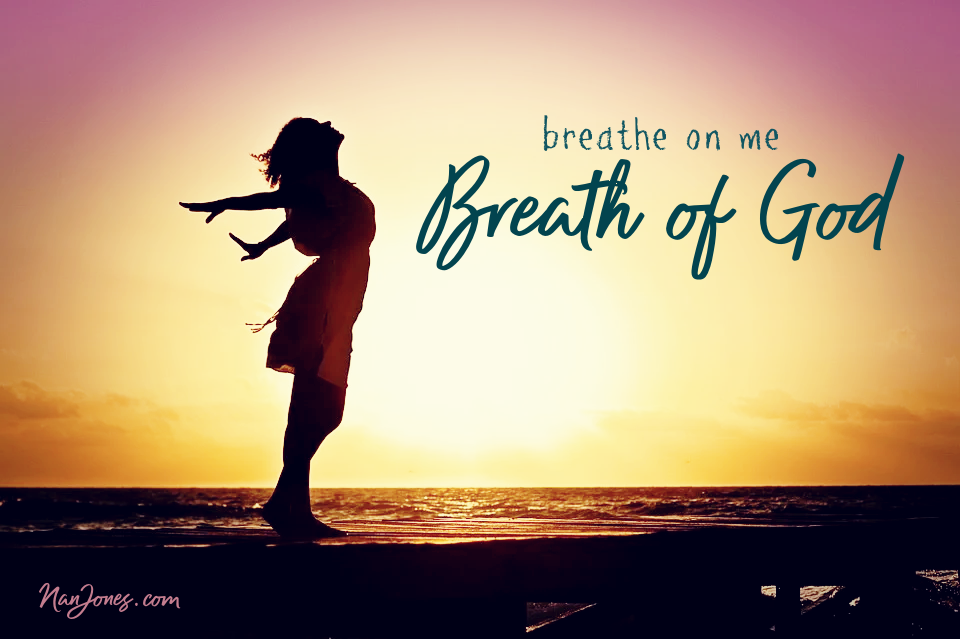 A Breeze, Like a Breath, Beckons Me to Remember My God