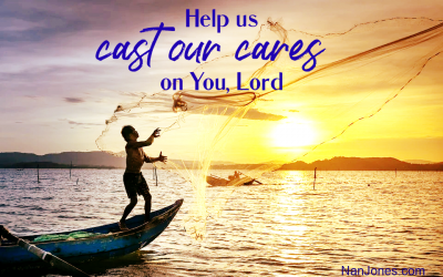 A Prayer When Casting All our Cares on Him Isn't Happening