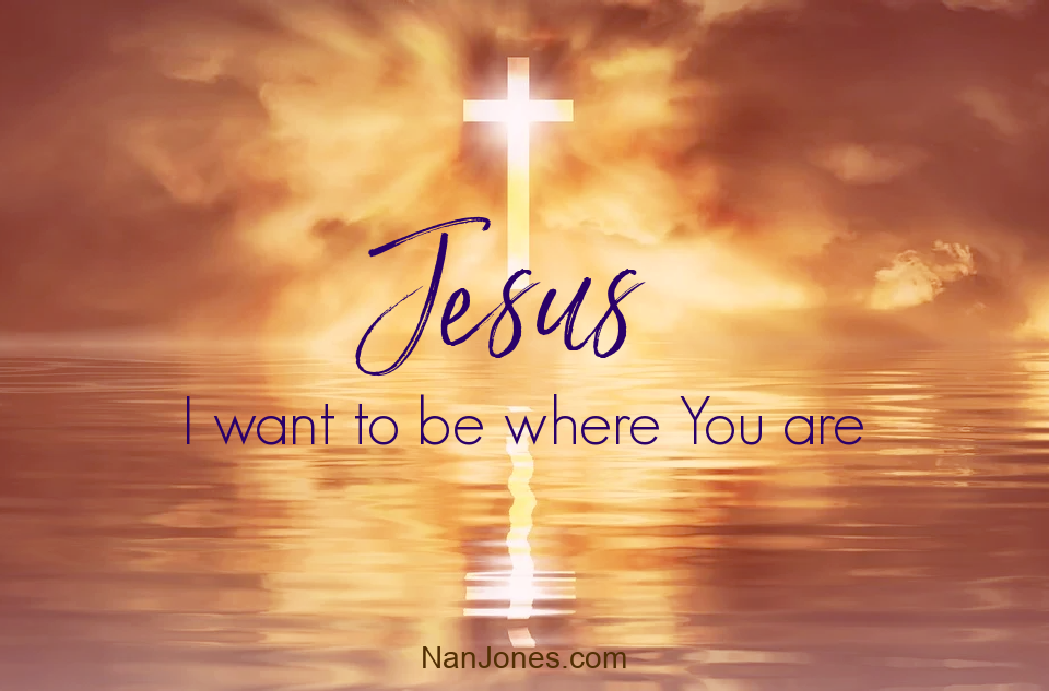 A Prayer to Step Away from the Hard Place Into His Presence