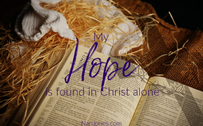 A Prayer to Hope in Christ Alone When the World is Crumbling