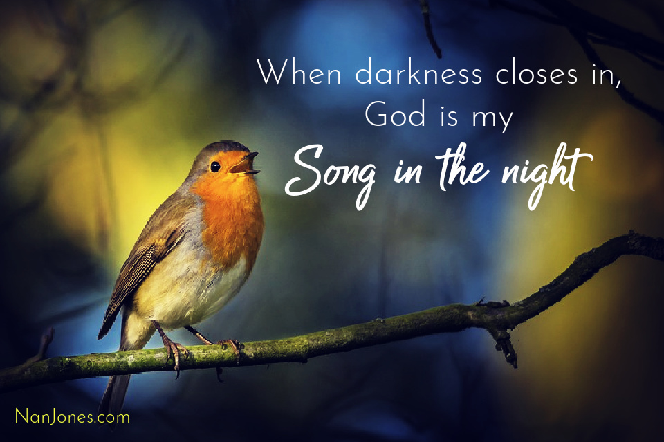 A Prayer for Your Song in the Night that Got Muffled