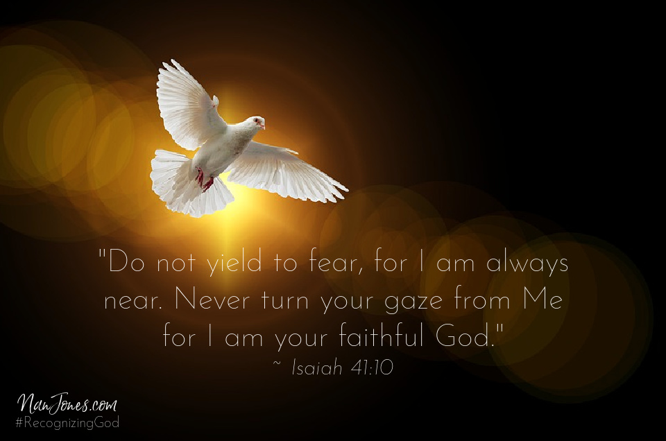 Prayer When Your Wings of Eagles Won't Flap