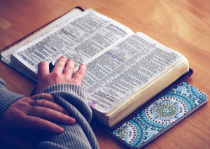 how to recognize God's abiding presence