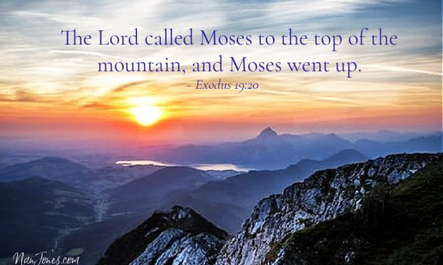 When the God of the Mountain Has You in a Valley ~ Prayer