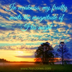 Scriptures of Encouragement ~ You Are My Strength