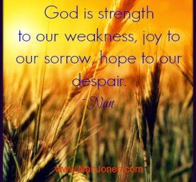 Scriptures of Encouragement ~ Prisms of Great Love